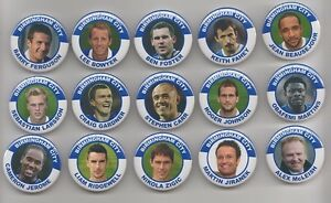 BIRMINGHAM CITY  LEAGUE CUP WINNERS 2011  BADGES  X15  38mm  IN SIZE - <span itemprop='availableAtOrFrom'>Newtown, United Kingdom</span> - BIRMINGHAM CITY  LEAGUE CUP WINNERS 2011  BADGES  X15  38mm  IN SIZE - Newtown, United Kingdom