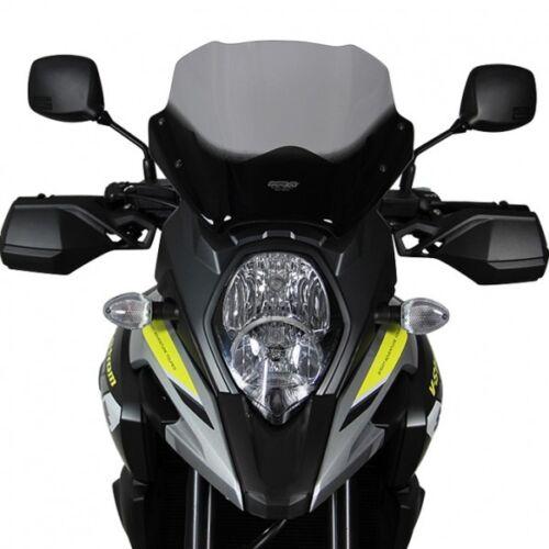 MRA trajet Vitre Noir Suzuki DL 1000 V-électricité 17-MRA Vent