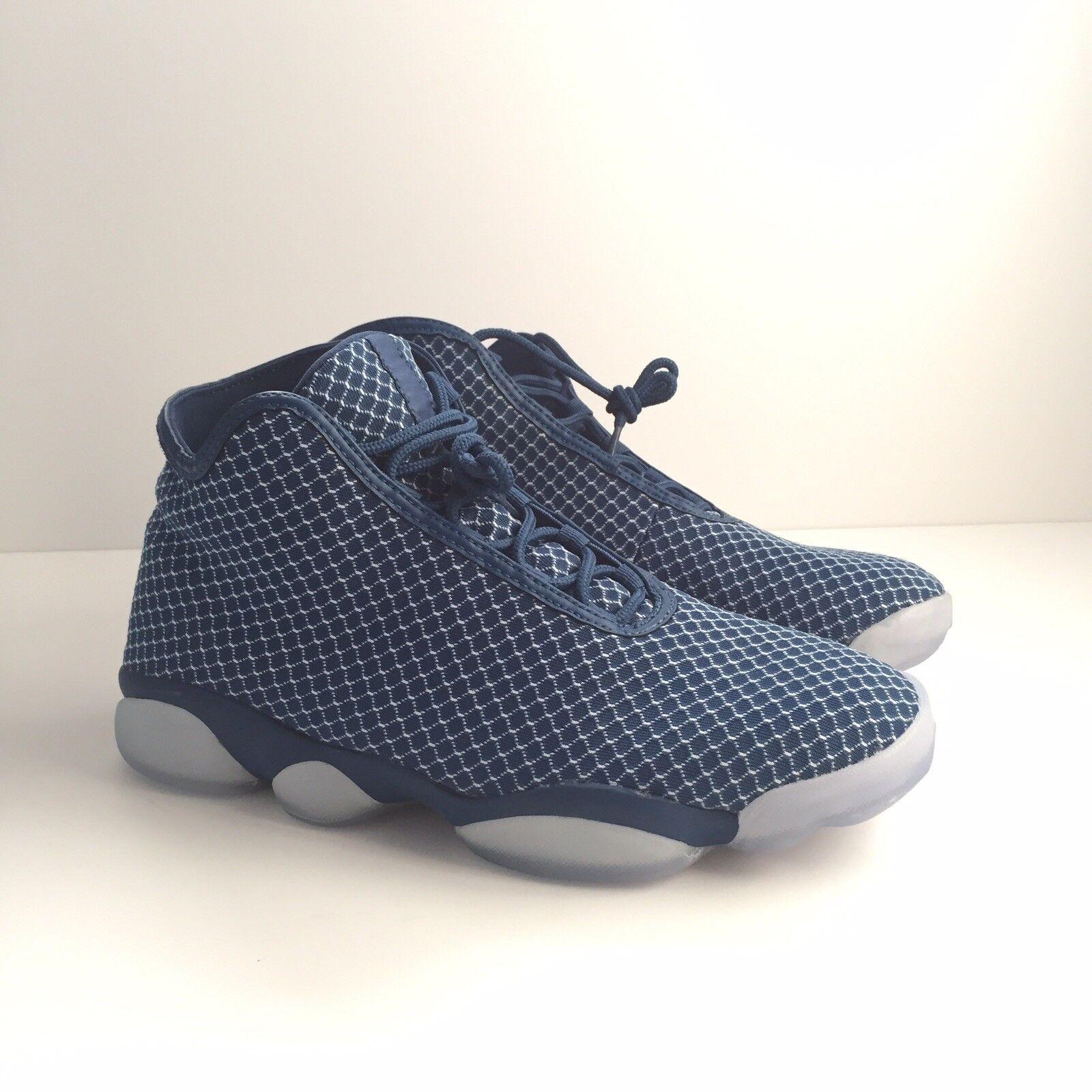 Nike Air Jordan Horizon Hi Top Size 10 Men's Basketball Sneakers 823581-400