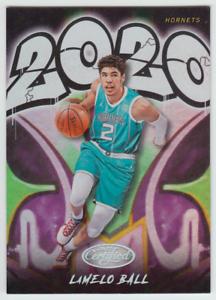 2020-21 Panini Certified Hornets Lamelo Ball Graffiti Insert Rookie RC #28