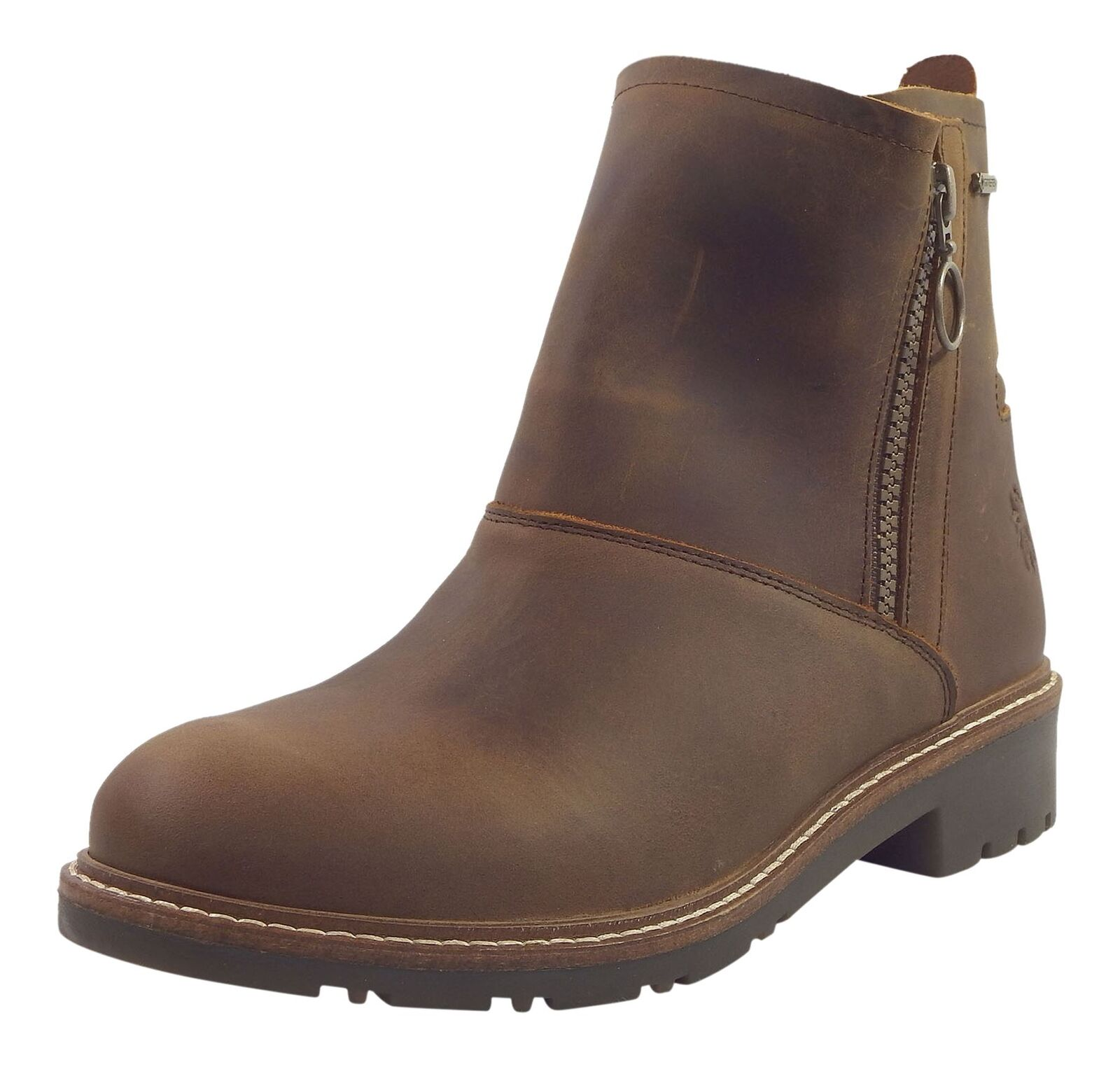 Fly London SHIN054FLY SHIN054FLY SHIN054FLY MOCCA TIMPA Gore-Tex Waterproof Leather Stiefel    ce04e1