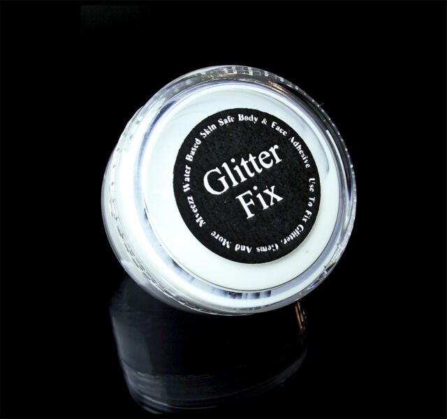 Cosmetic Glitter Glue Adhesive For Face & Body Tattoo Skin Safe Party Festival