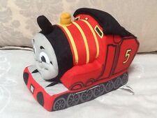 Thomas The Tank Engine ~ Red James Soft Plush Engine