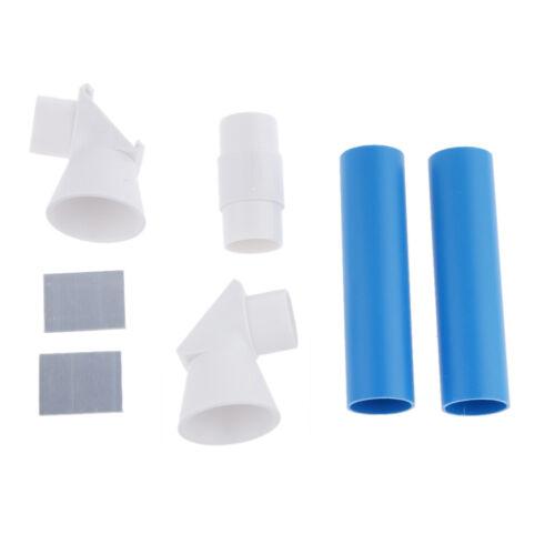 Diy Expérience équipement Périscope Espion Jouet Enfants Science Bleu Jouet