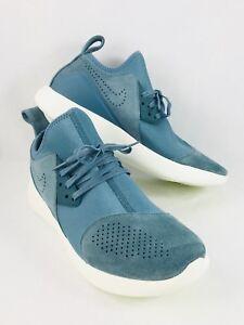 Nike Lunarcharge Shoes Mens Size 10.5 Teal Jade 923281-331