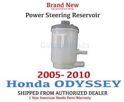 Honda Odyssey Power Steering Pump Reservoir 2005-2010  w// CAP 53701-SHJ-A02