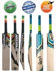 FREE SHIP 2016 Model 2 PCS KOOKABURRA VERVE + SPARTAN CG Cricket Bat Size SH