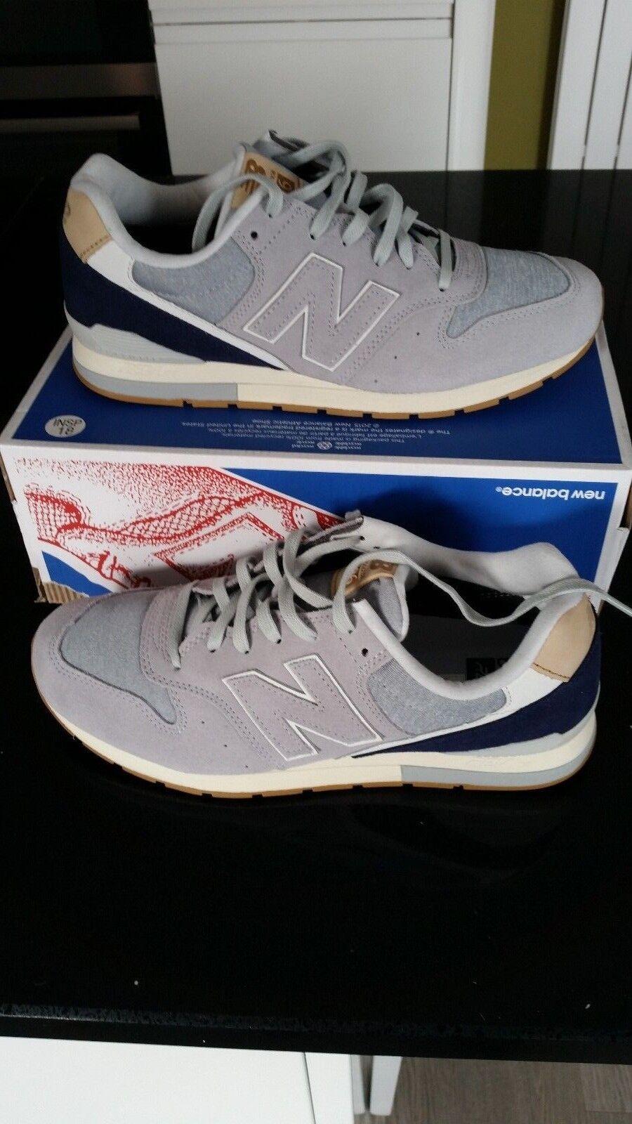bd18b49a3 New balance mrl996ta mens mens mens classics trainers brand new in box  Größe uk 8 0d6317