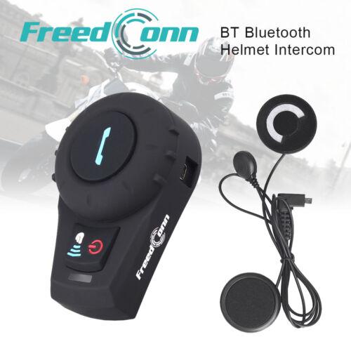 Freedconn Bluetooth Motorcycle Intercom 500M Helmet Headsete Moto Communication