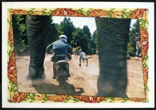 #68 Jurassic Park The Lost World 1997 Merlin Sticker C1248