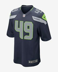 239fe6b37 Brand New 2018 Nike NFL Seattle Seahawks Shaquem Griffin  49 Game ...