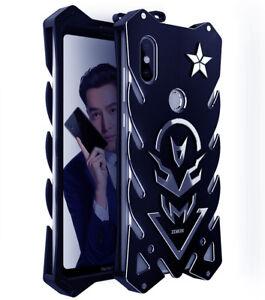 Antichoc-de-Protection-Metal-Pare-chocs-etui-Portable-Housse-pour-Huawei-Honor-Note-10-AI