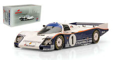 SPARK 18lm86 PORSCHE 962C # 1 Le Mans Winner 1986-Bell / HOLBERT / bloccati scala 1/18