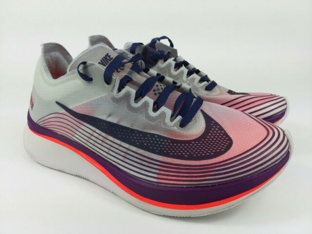 NikeLab Zoom Fly SP Neutral Indigo AA3172-500 Nike Men/'s size 11.5 US