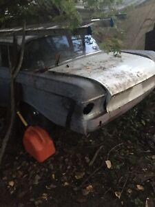 1962 Renault Rambler