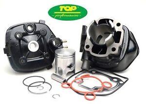 Kit cylindre 70 ccm Top performances Black Trophy pour MBK Booster 50 cc, Naked, NG, Rocket, Spirit