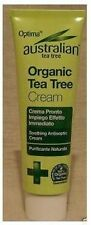 OPTIMA. Tea Tree australiano antisettiche crema 50ml