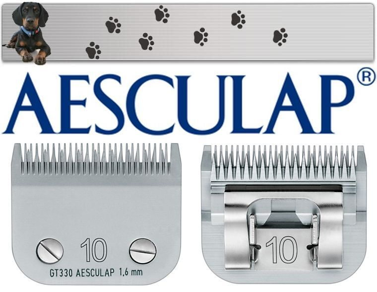 Aesculap - Moser - Choice - Easter - Andis Shaving Head Size 10 1,6 mm NEW