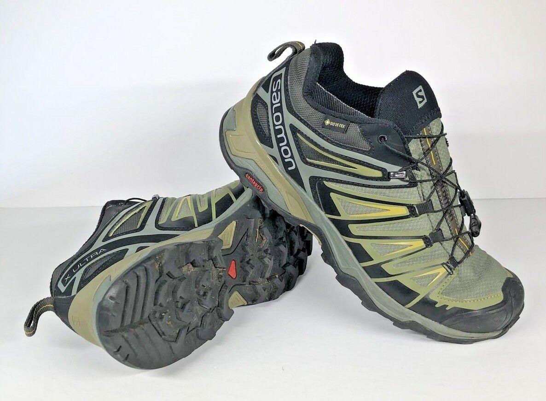 salomon x ultra 3 gtx womens boots ebay