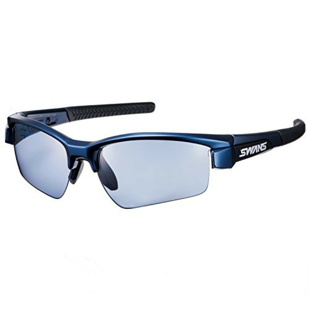 SWANS sports polarized sunglasses Lion Shin Ice blu Coloreee LI SIN0167MEBL