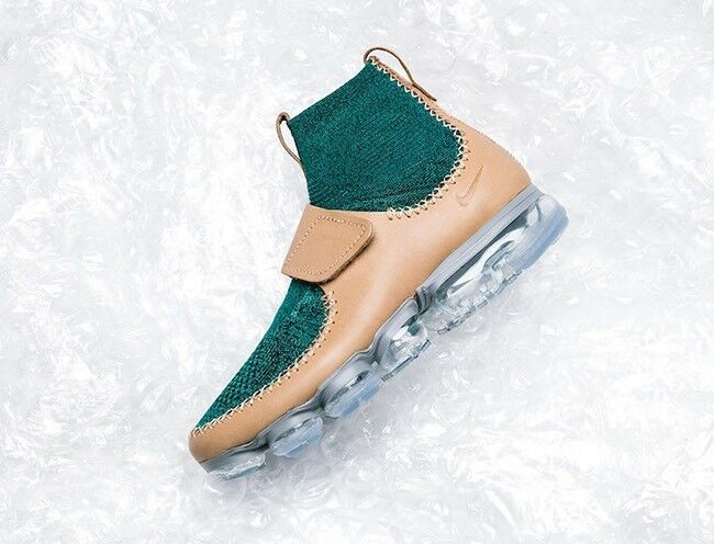Nike Air VaporMax Teal Marc Newson MN Vachetta Teal VaporMax AMD17 923004 200 8 Lab Off Cdg 80c6de