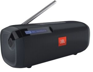 JBL TUNER Schwarz DAB+ Radio Bluetooth