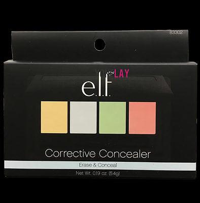 elf Studio Corrective Concealer Erase Conceal Blemish Dark Circles e.l.f.