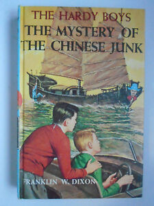 Hardy Boys 39: The Mystery of the Chinese Junk (The Hardy Boys)
