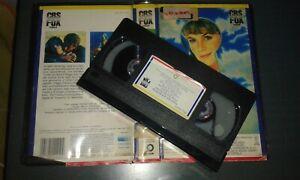 Peggy-Sue-Si-E-039-Sposata-Vhs-Ex-Nolo-Kathleen-Turner-Nicolas-Cage-CBS-1986