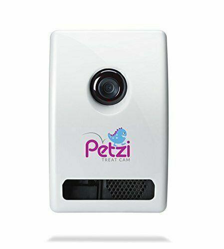 Petzilla Pet0025-usa Petzi Treat Cam Network Camera PET0025USA