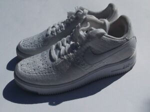 079065876acaf Nike Air Force 1 Trainers White UK Size 6 Unisex Sneakers Shoes | eBay