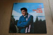 "ELVIS CHRISTMAS ALBUM 12"" VINYL 33RPM RCA/CAMDEN RECORDS CAL-2428"