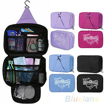 Vogue Hanging Waterproof Wash Toiletry Bag Makeup Bag Organizer Travel Home Use