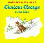 Curious George in the Snow by Margret Rey (Hardback, 1998)