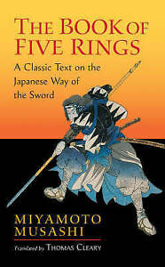 NEW-The-Book-of-Five-Rings-by-Miyamoto-Musashi-Paperback-Free-Shipping