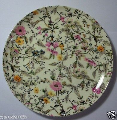 MAXWELL & WILLIAMS WILLIAM KILBURN-SUMMER BLOSSOM PLATE  20CM GB WK03520 MIB