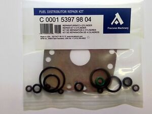 0438100053 Fuel Distributor 4cyl Cast Iron FD Adjustable type Repair Kit