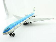 Blechspielzeug - Flugzeug KLM CA-ILS 62-741 Ilyushin DDR TOP