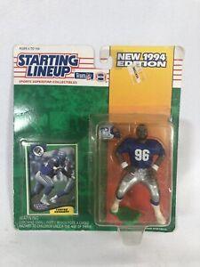 1994 Starting Lineup New Edition Cortez Kennedy Football NIB