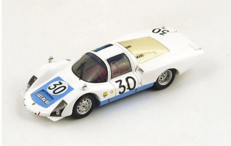 Porsche Porsche Porsche 906LE Siffert-Davis  4th Le Mans  1966 (Spark 1 43   S4486) 962a2d