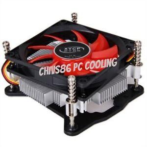 xycp-35mm-Nucleo-De-Cobre-Refrigerador-CPU-Ventilador-amp-Disipador-calor-para-1u