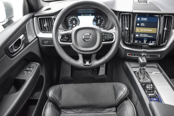 Volvo XC60 2,0 D5 235 R-Design aut. AWD - billede 5