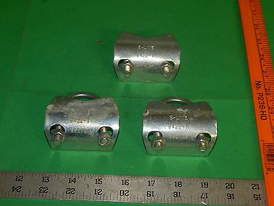 B-Line B2024 LOT of 100 3//8 inch OD pipe and conduit to strut clamp