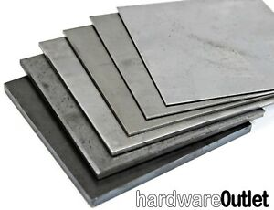 Mild Steel Sheet Metal Plate 0 9 1 2 1 5 2 0 3 0 Mm Thick Guillotine Uk Supplier Ebay