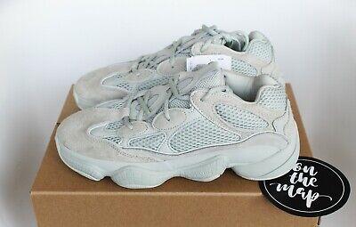 Adidas Yeezy 500 SEL gris beige stone UK 13 US 13.5 EE7287 NEUF | eBay