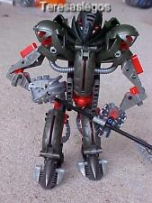 Lego Bionicle Assembled MAKUTA Figure Set 8593 Complete - Baddy!