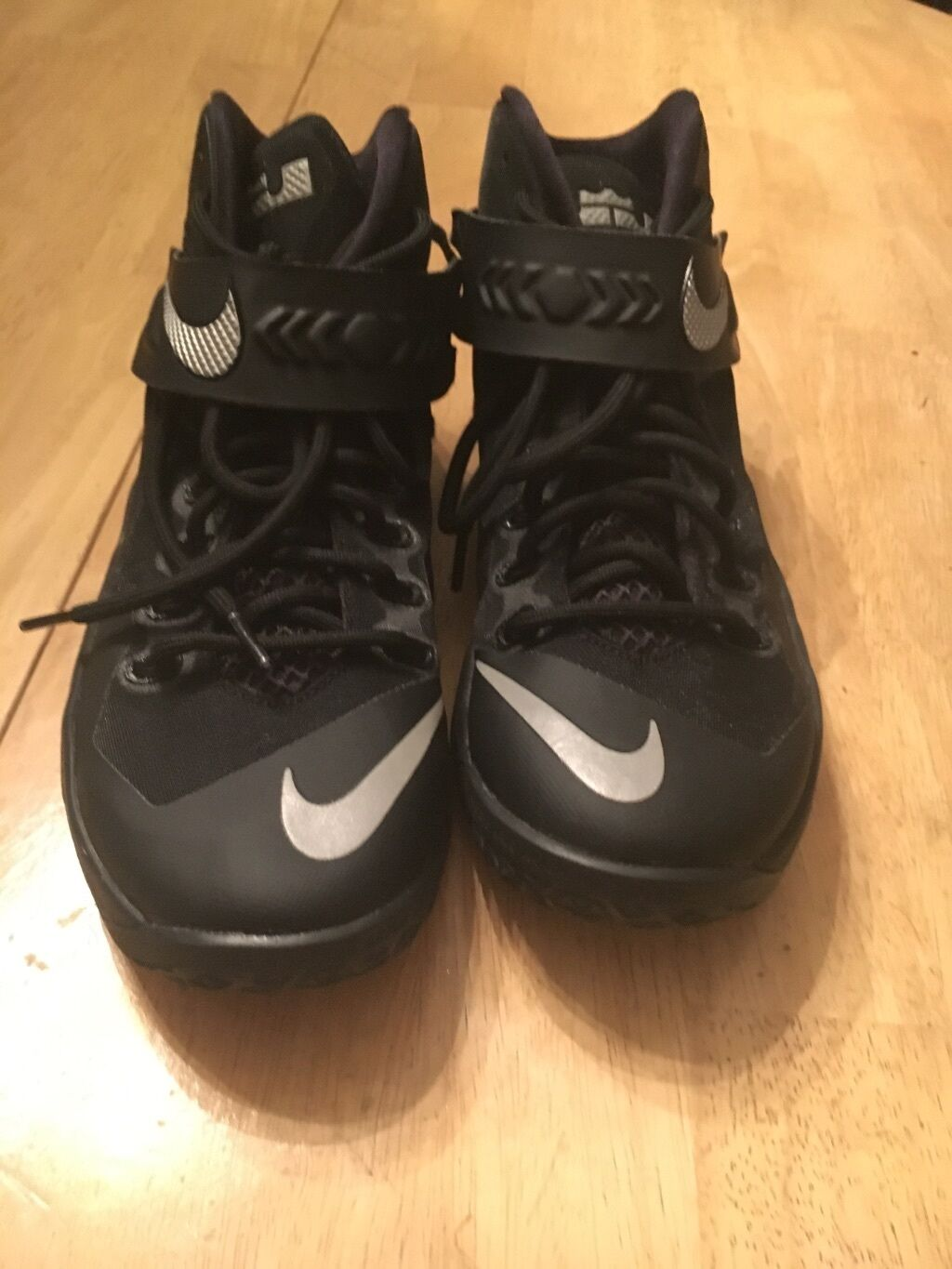 Nike Lebron soldiers Black  Cheap and fashionable