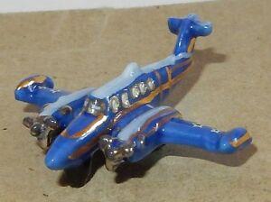 Flugzeug-Geschaeft-Tourenwagen-Jet-Saab-Feve-Porzellan
