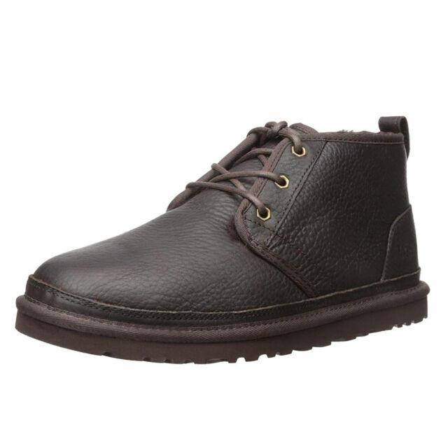 UGG NEUMEL CHINA TEA Men's Leather Low