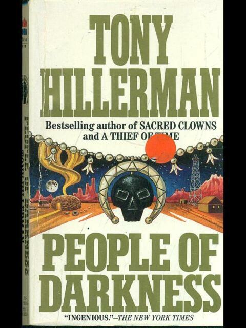 People Of Darkness Tony Hillermans Harper Taschenbücher 1991